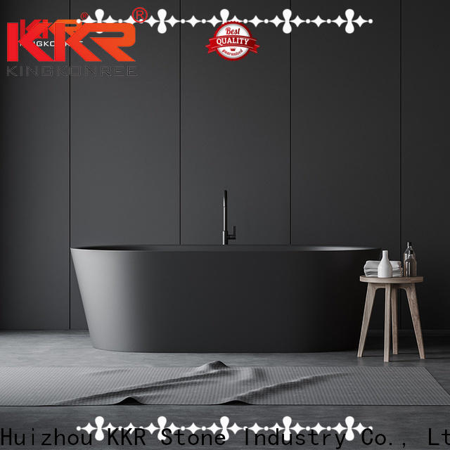 KKR Stone high-quality bathtubs for sale from China for home