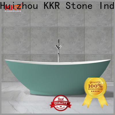 KKR Stone bathtub surround factory price for bathroom