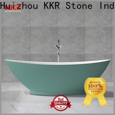 KKR Stone bathtub surround factory price for bathroom