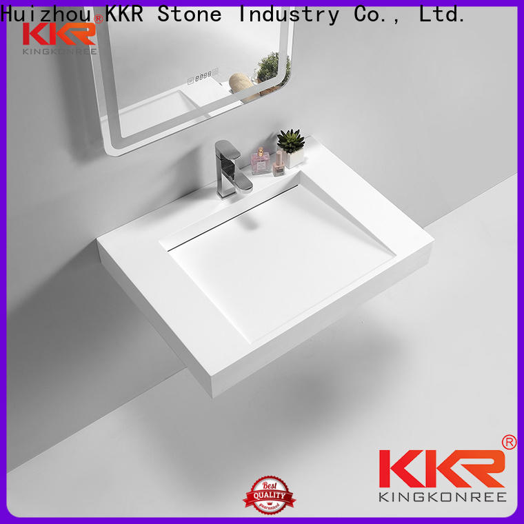 KKR Stone high tenacity in good performance for table tops