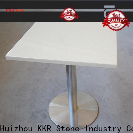 KKR Stone artificial bar counter