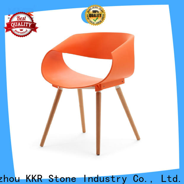KKR Stone options plastic chairs manufacturers owner for school