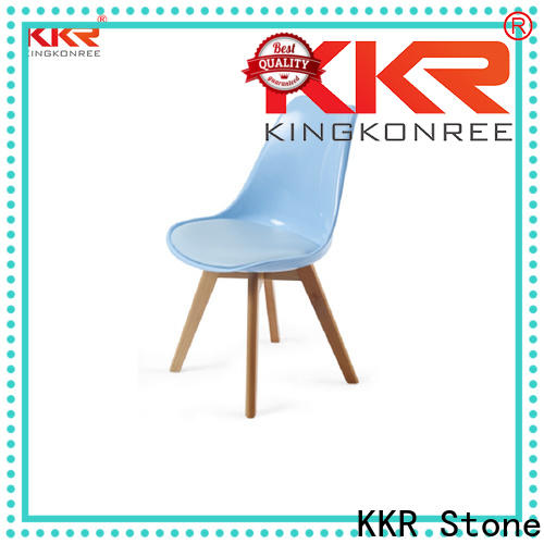 fine- quality plastic dining chairs durable cost for garden