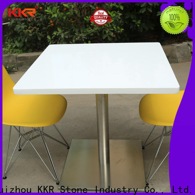KKR Stone artificial artificial stone dining table