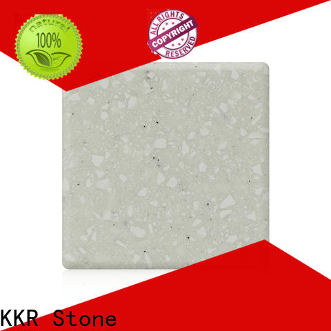 KKR Stone surface modified acrylic solid surface superior stain for building