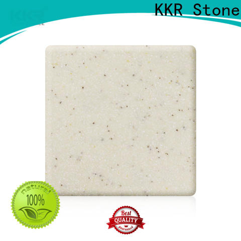 KKR Stone sparkle modified acrylic solid surface superior bacteria for self-taught