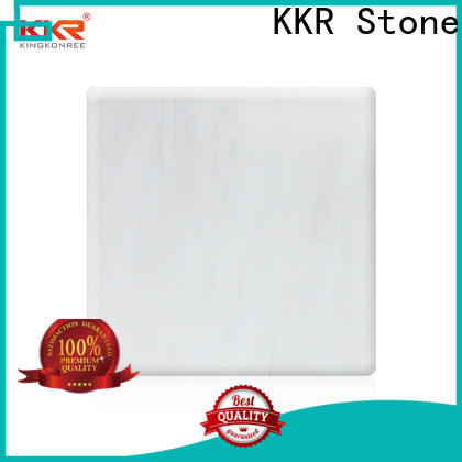 radiation free solid surface panels brown supply for building