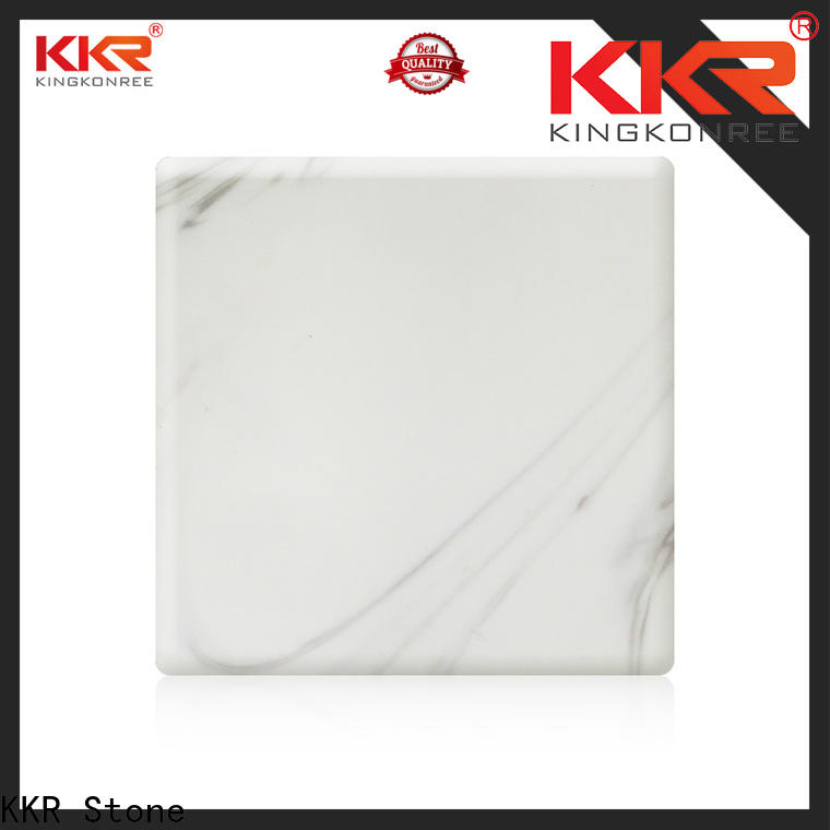 marble solid surface panels artificial wholesale for school building