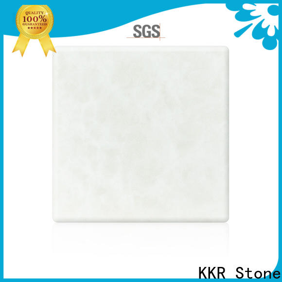 luxury translucent resin panel transparent for wholesale for school building