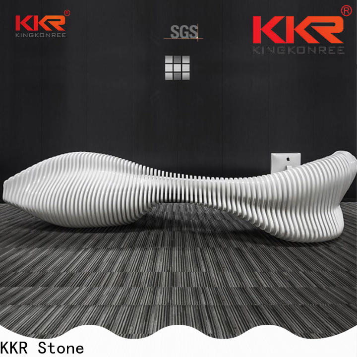 KKR Stone quality acrylic solid surface worktops free quote for worktops