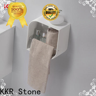 KKR Stone pattern bathroom wall shelves check now for home