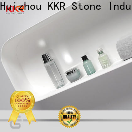KKR Stone acrylic vanity chair check now for hotel