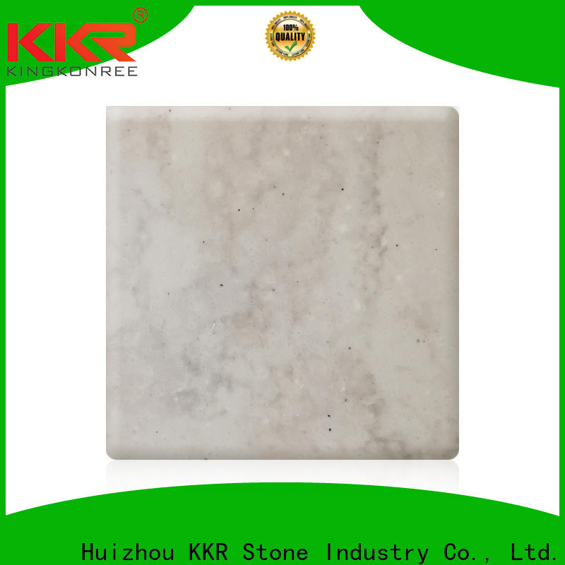 high strength veining pattern solid surface arycli effectively for home