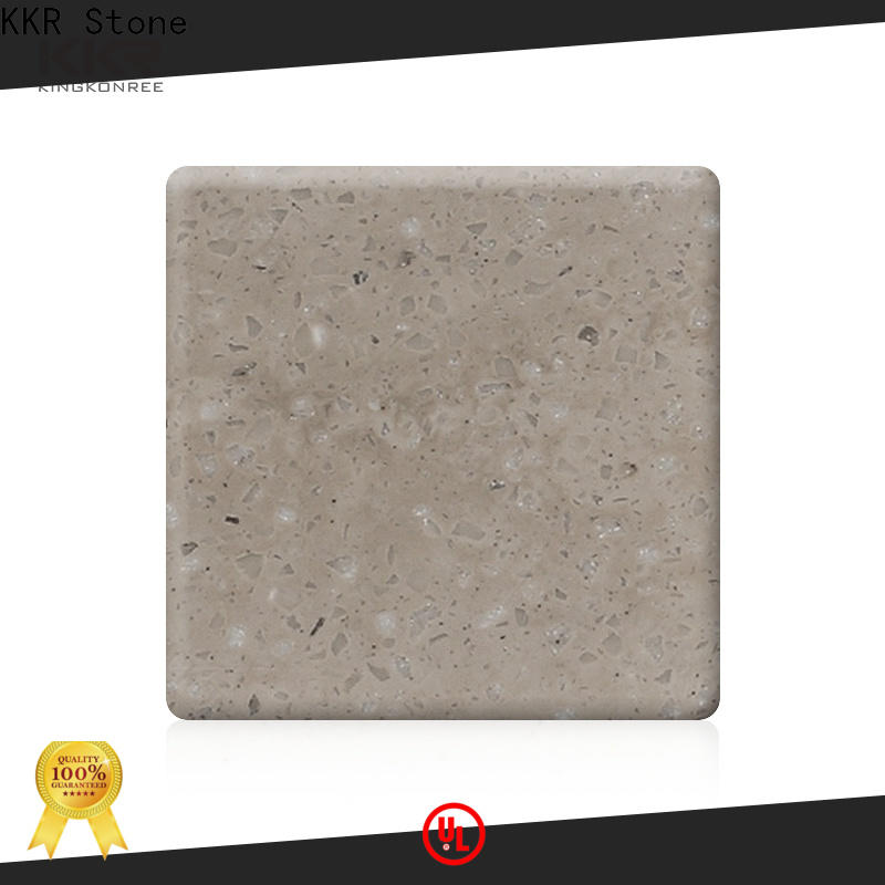 KKR Stone color solid surface for home