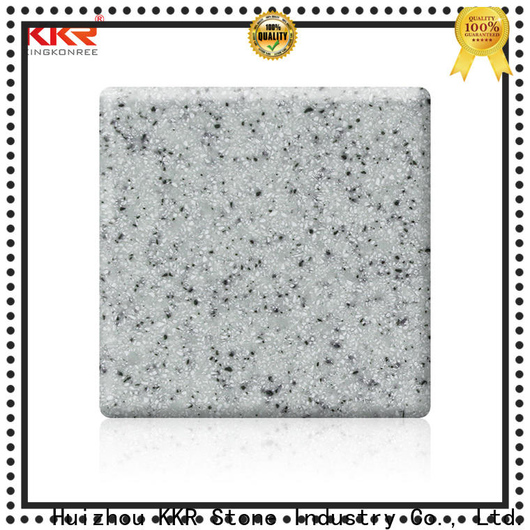 KKR Stone acrylic solid surface for worktops