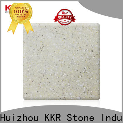 KKR Stone easy to clean building material factory price for school building