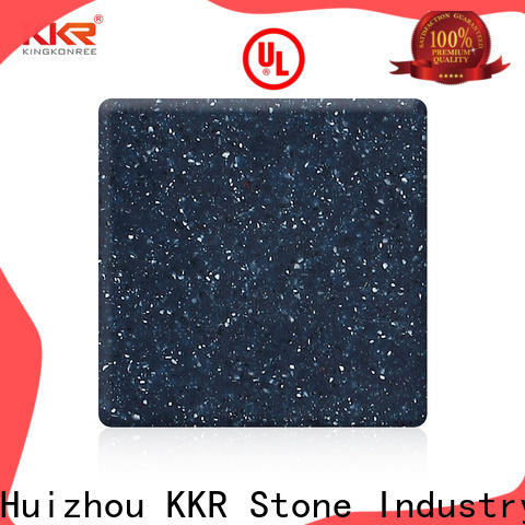 KKR Stone high-quality solid surface vendor for school building