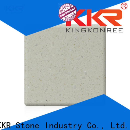 KKR Stone sparkle modified acrylic solid surface superior stain furniture set