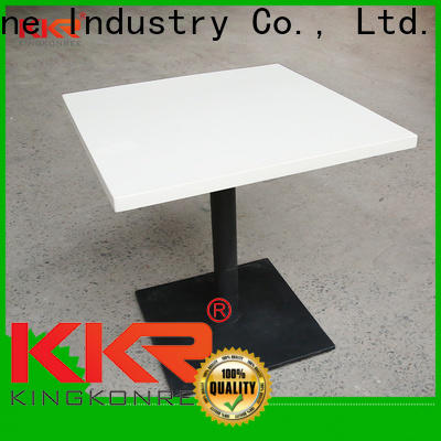 acrylic solid surface table tops solid