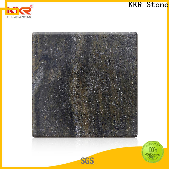 KKR Stone high tenacity building material producer for entertainment
