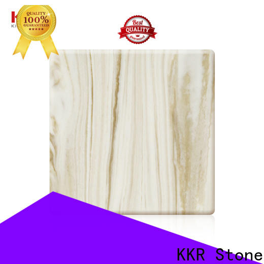 decorative veining pattern solid surface acrylic effectively for school building