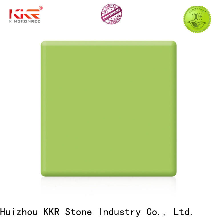 KKR Stone easily repairable building material supplier for early education