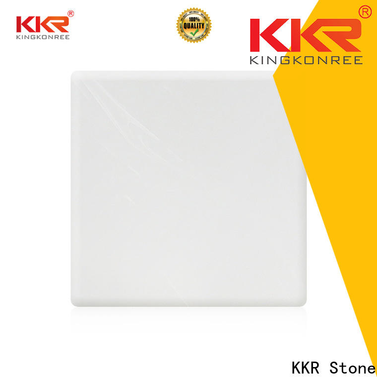radiation free solid surface panels texture vendor for school building