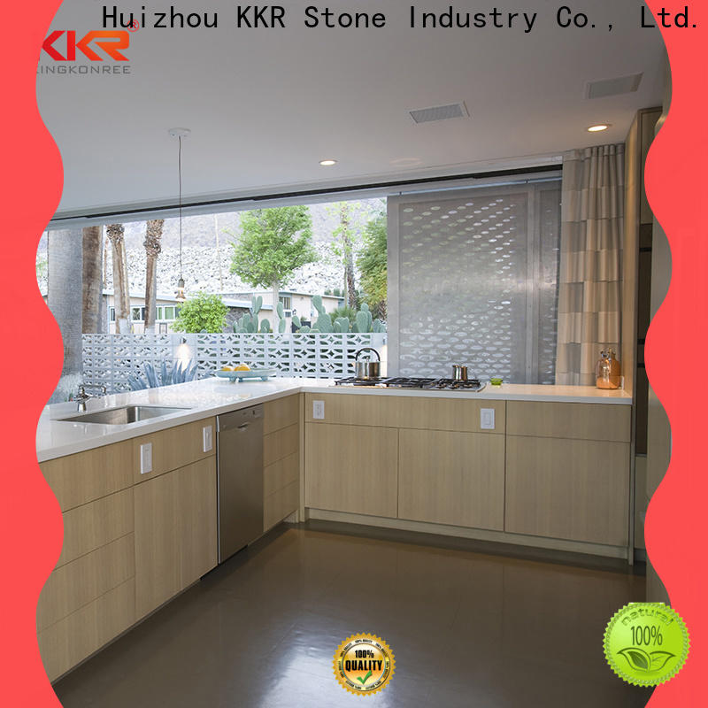 KKR Stone kitchen solid kitchen countertops check now for bar table