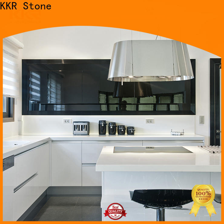 KKR Stone silky wholesale kitchen countertops check now for bar table