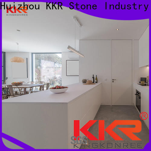 KKR Stone excellent wholesale kitchen countertops  manufacturer for early education