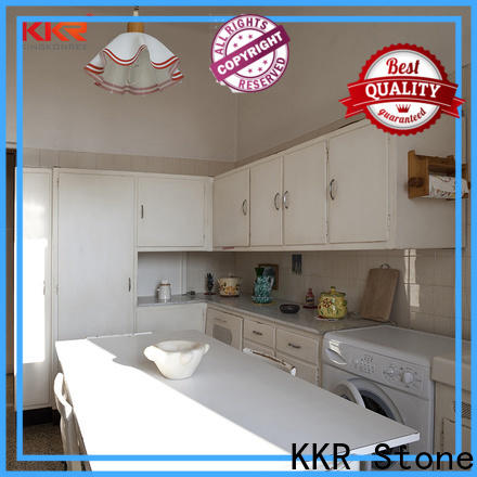 KKR Stone artificial wholesale kitchen countertops for wholesale for bar table
