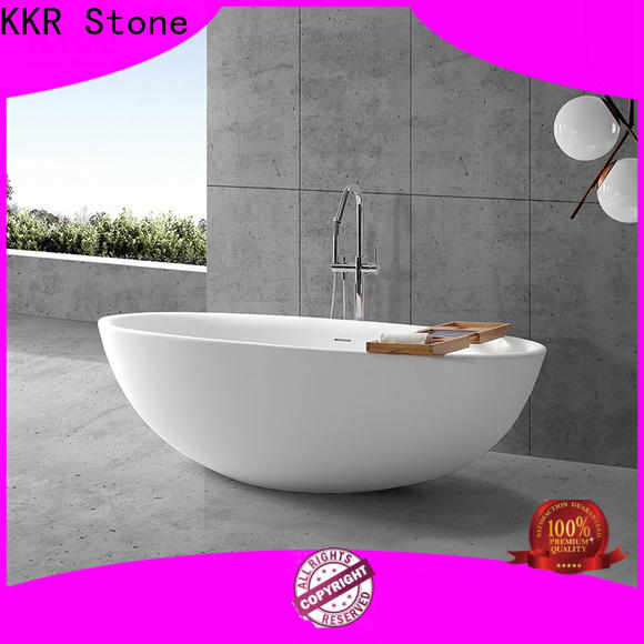 KKR Stone new arrival bathtub surround producer for worktops