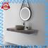 KKR Stone corian countertops colors custom-design for kitchen tops