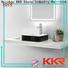 KKR Stone corian vanity tops bulk production for school building