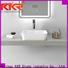 KKR Stone corian vanity tops custom-design for home