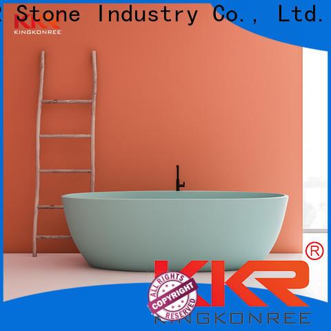 KKR Stone high-quality bathtub factory price for entertainment