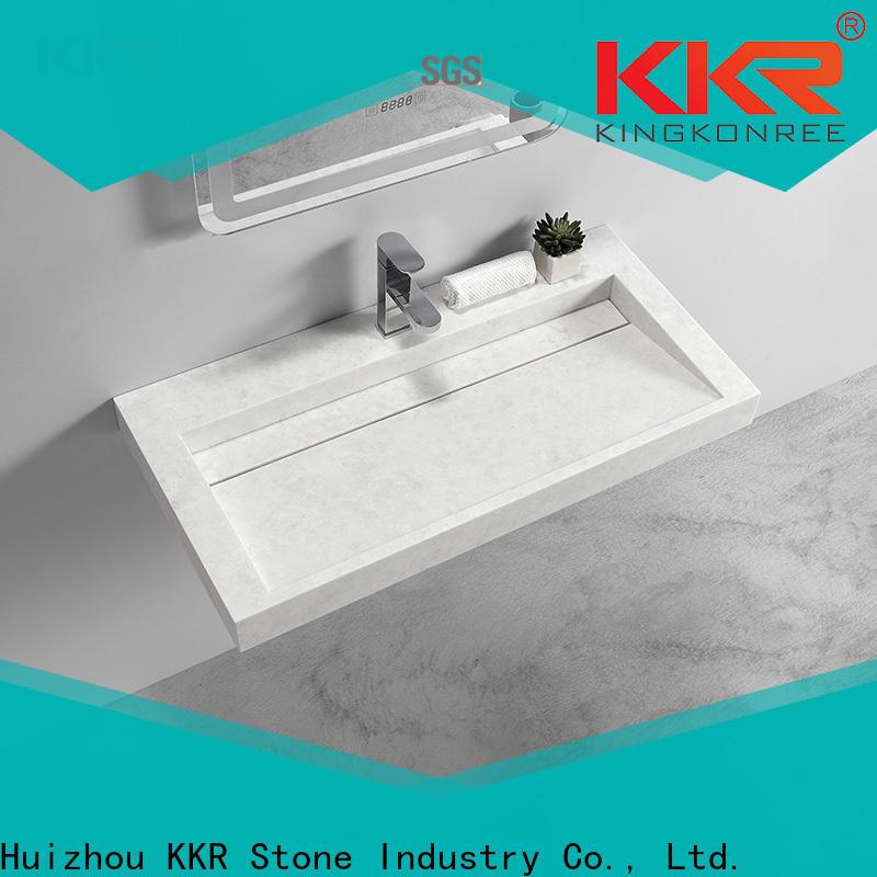 KKR Stone modern bathroom furniture vendor for worktops