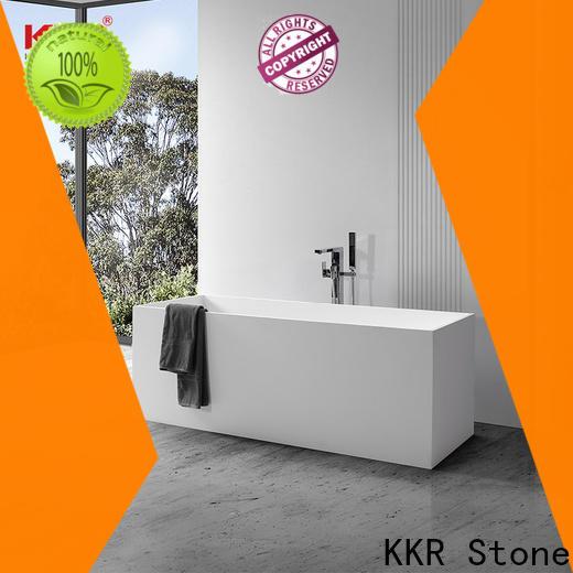 KKR Stone unique bathtub insert directly sale for worktops