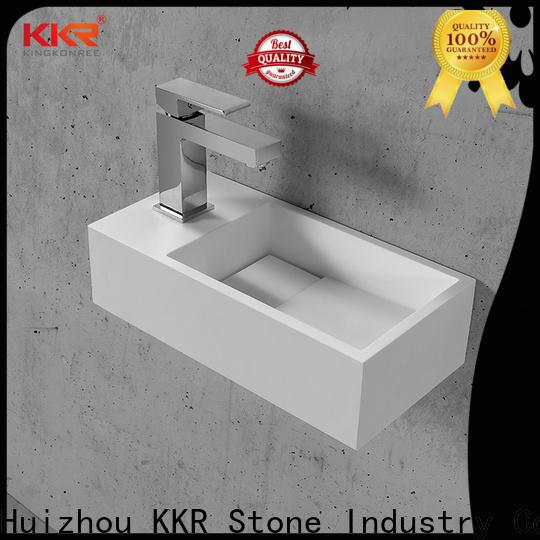KKR Stone modern corian kitchen sinks custom-design for worktops