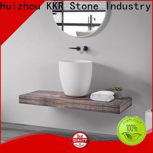 high tenacity solid surface basin vendor for home