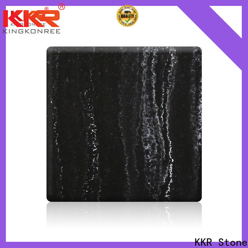 KKR Stone marble solid surface slab vendor for early education