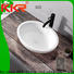 KKR Stone corian bathroom sinks custom-design for worktops
