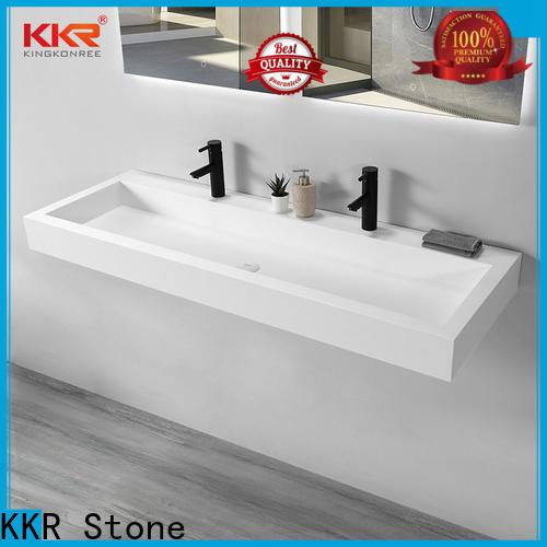 KKR Stone high tenacity corian kitchen worktops in good performance for kitchen tops