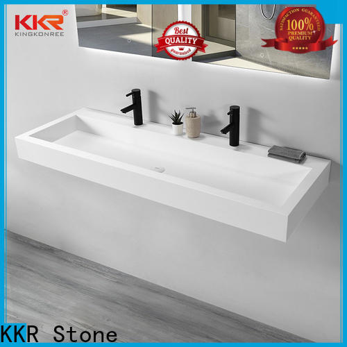 KKR Stone high tenacity corian kitchen worktops in good performance for kitchen tops