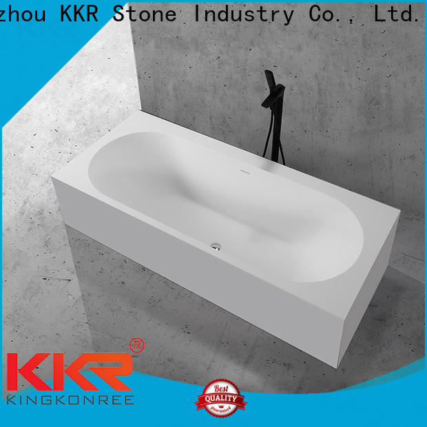 KKR Stone new arrival copper bathtub from China for bathroom
