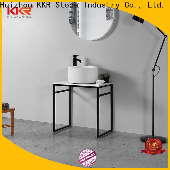 KKR Stone easily repairable bathroom taps in good performance for table tops