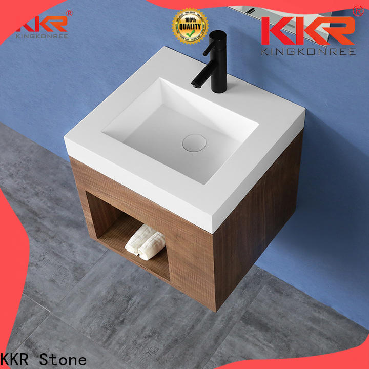 easy to clean corian vanity tops in special shapes for home