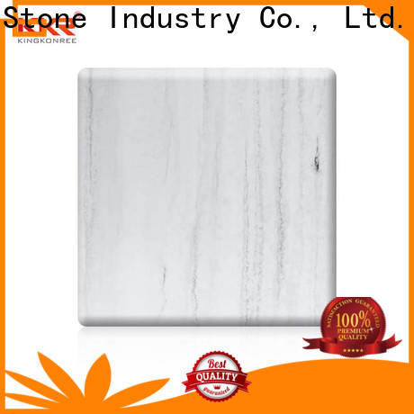 KKR Stone soild marble solid surface effectively for school building