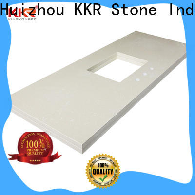 solid Surface bathroom countertops top vendor for home