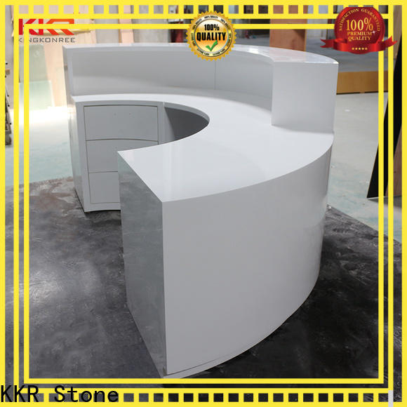 KKR Stone acrylic solid surface worktops long-term-use for kitchen tops